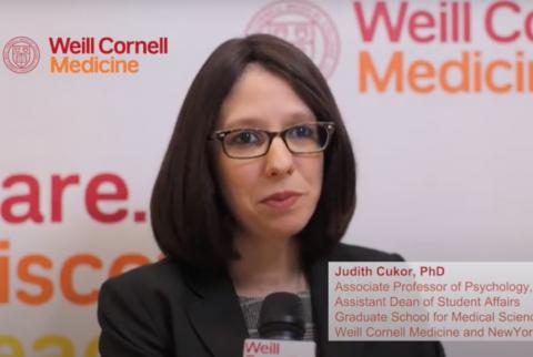 Judith Cukor Raising Emotionally Healthy Kids Video