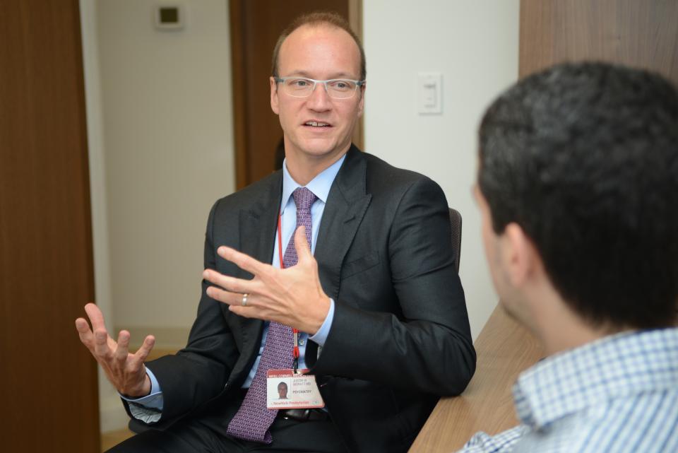 Dr. Justin Mohatt