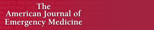 American Journal of Emergency Medicine
