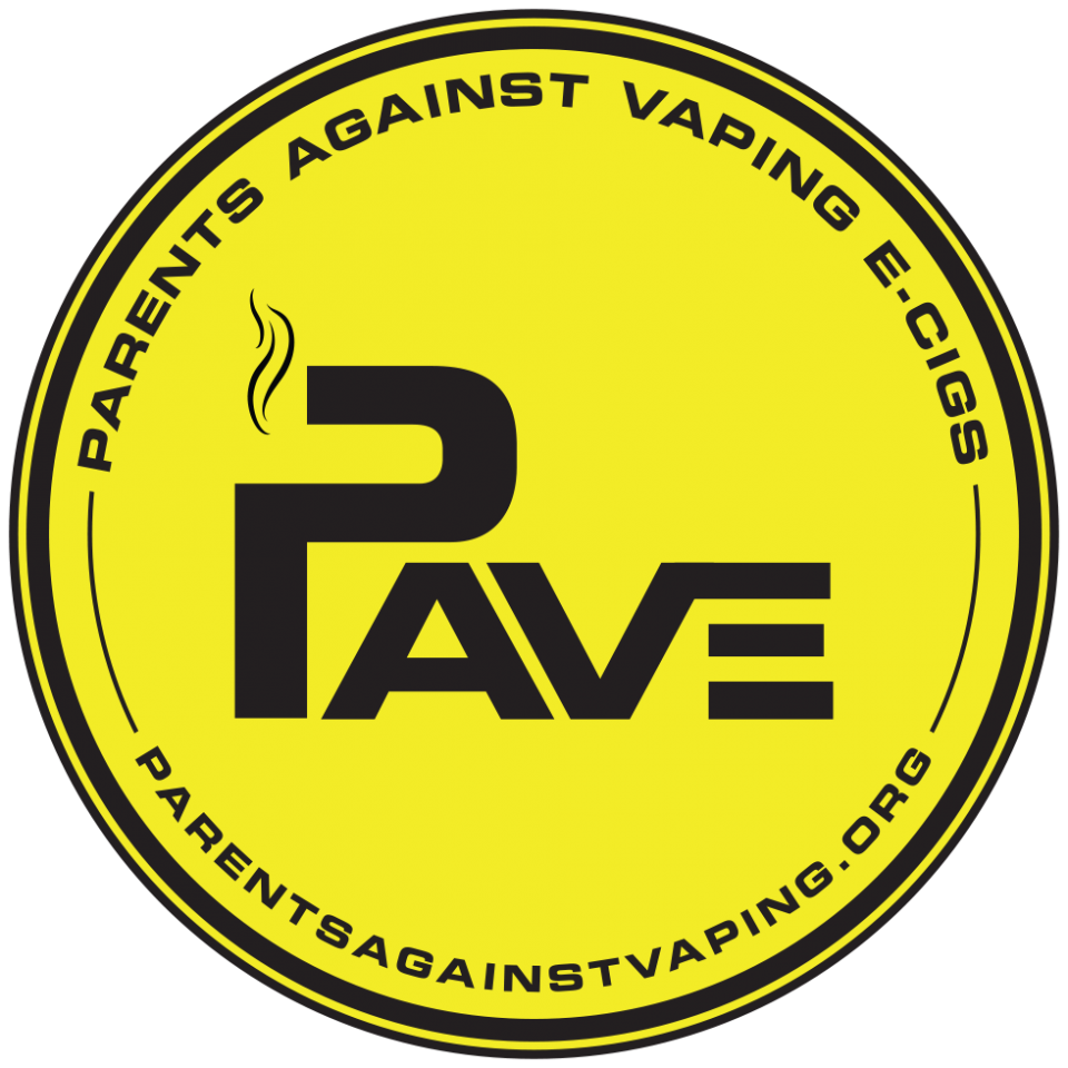 Parents Against Vaping logo