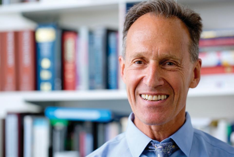 Dr. Richard A. Friedman. Credit: John Abbott