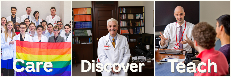 Care Discover Teach