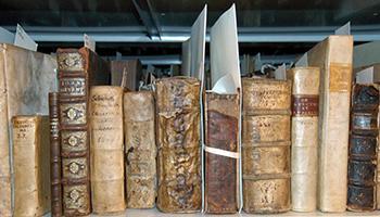 Books in the Oskar Diethelm Library