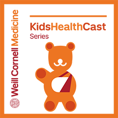Kids Health Cast logo